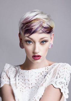 Goldwell Colorzoom 2016 Creative Colorist Entry - Taylee Johnston for Newstead Hair