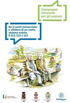 Castel Bolognese (Ra): Venerdì 29 settembre gazebo in Piazza Bernardi per la campagna sicurezza per gli anziani Le truffe ai danni degli anziani sono le più odiose. Colpiscono una categoria di persone già deboli, ne feriscono l'orgoglio, ne riducono la sicurezza e l'indipendenza. ANAP, l'Associazione Nazionale #sicurezza #anziani