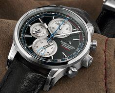Pre-Basel: New Maurice Lacroix Pontos Chronographe