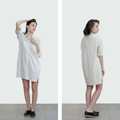 Hey, I found this really awesome Etsy listing at https://www.etsy.com/listing/276460236/cotton-shirt-dress-oversized-shirtdress