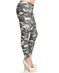 Buy Camo Cargo Pants Women's Bottoms from Basic Essentials. Find Basic Essentials fashions & more at DrJays.com