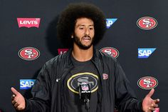 Why Colin Kaepernick's Glorious Afro Is Significant: Kaepernick joins an exclusive group of public figures whose activism include embracing their black features.