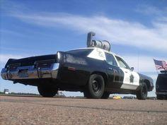"""Dodge Monaco """"The Bluesmobile"""" Police Cars"""