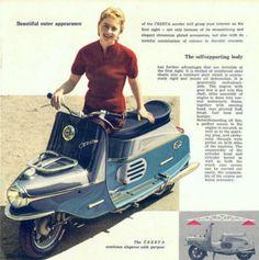 Scooter Cezeta