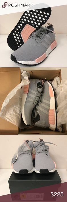 NEW RARE Adidas NMD R1 Vapor Pink Light Onix NEW Adidas NMD R1 Vapor Pink Light Onix Women's size 8. comes with original box. Adidas Shoes Sneakers