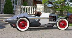 1916 Ford Model T Fronty Speedster