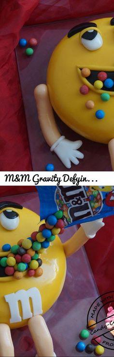 M&M Gravity Defying Cake I Gravity Cake I Illusion Torte I Tutorial I Motivtorte I Schwebetorte... Tags: Food, Foodporn, Superfood, Fondant, Torte, Buttercreme, Ganache, Sally, Sallys, Sallys Welt, Sallys Tortenwelt, Motivtorten, Fondanttorten, Geburtstagstorten, lecker, gesund, frisch, saftig, schokolade, Gravity, Gravitytorte, M&M Torte, M&Ms, M&M, Cake, Fondantcake, backen, bake, fondant cake, Gravity Defying, Illusion Cake, Illusions Torte, Gravitiy Defying Cake, Gravity Cake…