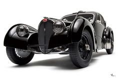 Bugatti type 57 SC Atlantic Coupe Restored | by Zuugnap