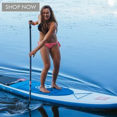 Inflatable Stand Up Paddle Boards Sup Boards, Inflatable Sup, Super Girls, Paddle Boarding, Stand Up, Bikinis, Red, Planks, Get Up