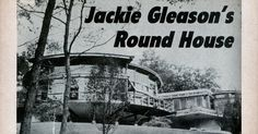Only someone of Jackie Gleason's stature could get away with this.