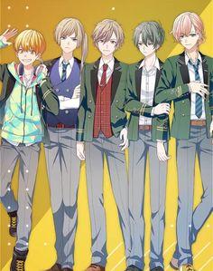 Vocaloid, Anime Guys, Boy Groups, Boys, Fictional Characters, Game, Baby Boys, Anime Boys, Gaming