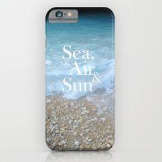 sea, air, sun