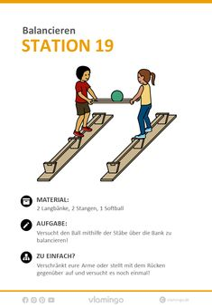 - 38 station cards for physical education (balance, .) - schule Balance - 38 station cards for physical education (balance, .) - schule - Balance - 38 station cards for physical education (balance, .