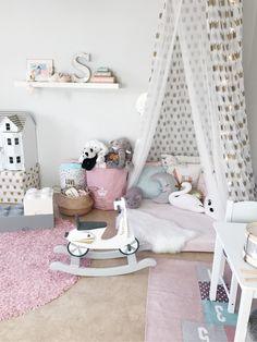 Myshörna i barnrum Jr, Kids Room, Toddler Bed, Inspiration, Furniture, Home Decor, Child Bed, Biblical Inspiration, Room Kids