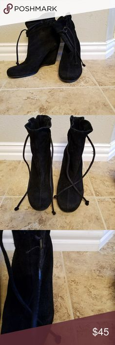 5abf767d4bb 91 Best Wedge Boots images in 2019 | Wedges, Bootie boots, Heels