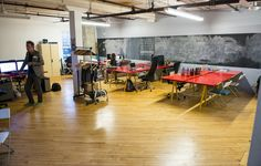 Coworking Space - Project: RHINO, Toronto, Canada