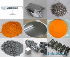 ALB Materials Inc supply Antimony Iodide, with high quality at competitive price. Semiconductor Materials, Rocks And Minerals, How To Find Out
