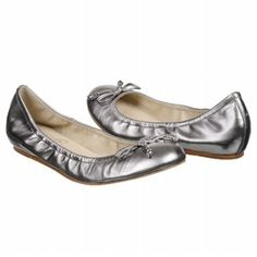 Ivanka Trump Magnoli Shoes (Pewter Leather) - Women's Shoes - 6.0 M