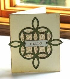 Stampin Up Vintage Style by TiffanyP - Cards and Paper Crafts at Splitcoaststampers