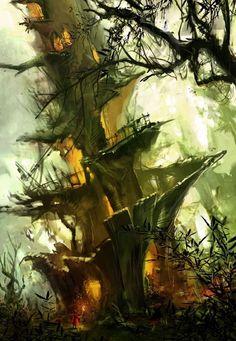 Guild Wars 2 #Artwork #games
