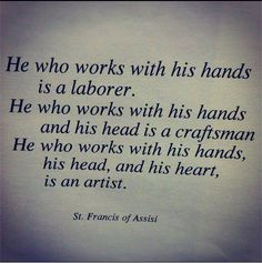 Francis of Assisi Quote