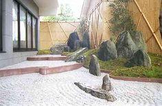 Design F Chisao Shigemori (MS's son)  Execution F Shigemori Garden Reserch Institute.Co. / Kyoto Ueji  Site area F 34.705‡u