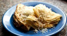 Tejfölös-szalonnás cukkini palacsinta Lasagna, Ethnic Recipes, Food, Essen, Meals, Yemek, Lasagne, Eten