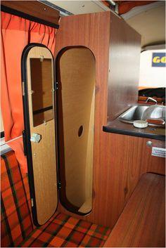 a l int rieur de notre combi westfalia 1975 volkswagen and malaga. Black Bedroom Furniture Sets. Home Design Ideas