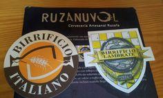 Gran cerveceria artesanal italiana