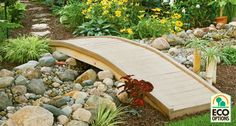 dry riverbed landscaping - Bing Images