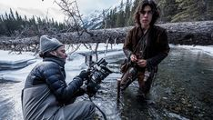 """There would not seem to be many challenges left for cinematographer Emmanuel """"Chivo"""" Lubezki to conquer. He won his first Academy Award in 2014 for helping to create the illusion of Sandra Bullock'…"""