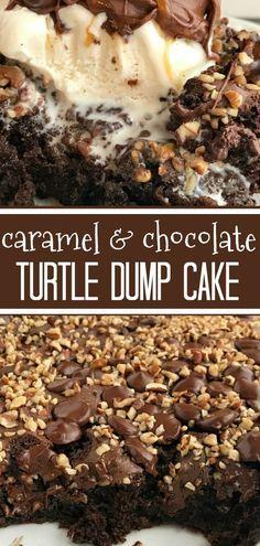 Chocolate Cake Mixes, Chocolate Caramels, Chocolate Recipes, Chocolate Chips, Chocolate Dump Cakes, Chocolate Cheesecake, Chocolate Bowls, Simple Chocolate Cake, One Bowl Chocolate Cake Recipe