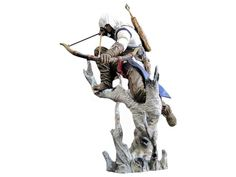 "Assassin's Creed III Connor 8"" Vinyl Figure - Assassin's Creed Figures & Vehicles"