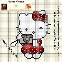 Hello Kitty photographe