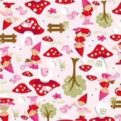 gnome pattern.