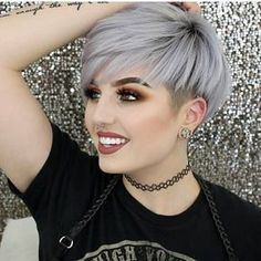 """4,692 Likes, 75 Comments - Pixie Cut 