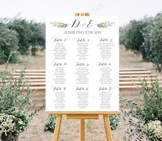 This listing is for a customized PRINTABLE Wedding Seating Chart/Table Plan: - High resolution PDF file for quality print - CUSTOMIZED names, font(s), and font colour(s). - TWO complimentary design and text PROOF REVISIONS Please note - This listing is for a printable file only. No physical items will be sent. The floral design cannot be amended. This is NOT an instant download. Post purchase, I will customise your design and send your personalised order via email within two business days…