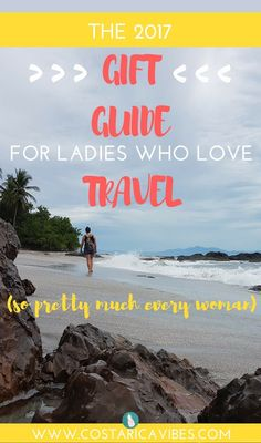 If you're looking for gifts for women who travel, this list is for you! This list also includes gifts in a wide variety of prices and styles for you to choose from.