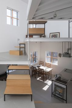Tato Architects developed the house for a family of three who wanted a seamlessly connected interior. Japanese ... & The 76 best Japanese interiors images on Pinterest in 2018 ...