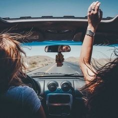 There's nothing like hitting the road with your best friend.