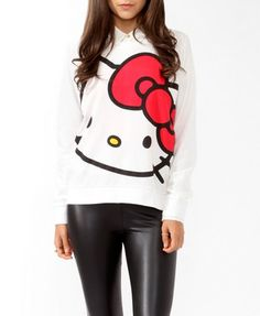 e7cb60186 Would never wear this, but kinda love it Hello Kitty Clothes, Hello Kitty  Themes