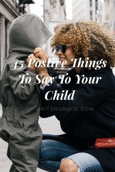 As parents it is our duty to ensure that our children have a positive self...