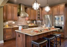Toll Brothers - The Strathemere Kitchen
