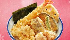 期間限定メニュー「鱈づくし」 天丼・天ぷら本舗 さん天
