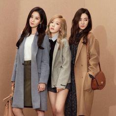 160902 MIXXO SNSD TTS Seohyun Taeyeon Tiffany