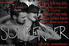 Surrender to Chance by Fiona Archer <3