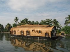 Houseboats on Backwaters of Kerala Back waters in Kerala is the most popular tourist attraction in India and one would not leave the place without having a glide in a 'Kettuvollom' (i.e) a Houseboat. A cruise along the palm-fringed waterways of Kerala in a luxury houseboat is the most fascinating experience on the backwaters. It also reveals the unique culture of local village people while you float these backwaters.