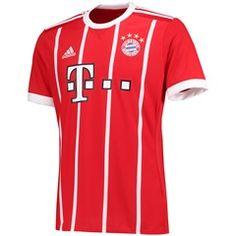28dec8773 Bayern Munich Home Shirt 2017-18 Bayern Munich Shirt