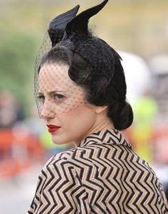 stephen jones hat on Wallis Warfield in Madonna's movie W.E.