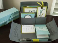 Echos Of Kindness Stationary Box